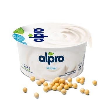 ALPRO Jogurt naturalny sojowy 150g