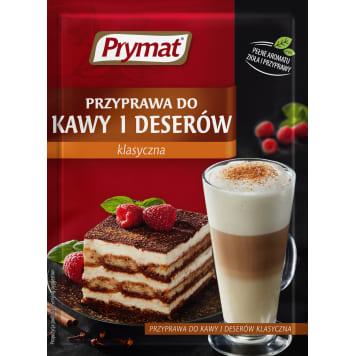 PRYMAT Przyprawa do kawy i deserów 20g