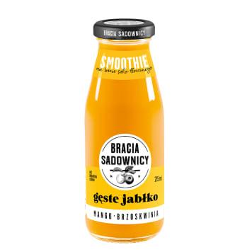 BRACIA SADOWNICY Smoothie mango, brzoskwinia 215ml
