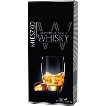 MIESZKO Likwory o smaku Whisky 180g