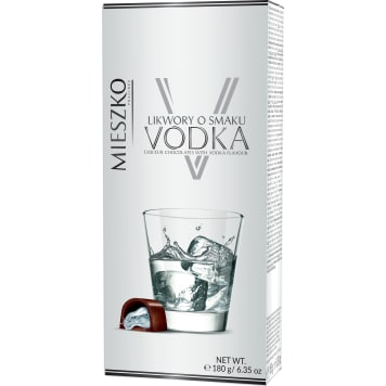 MIESZKO Likwory o smaku Vodka 180g