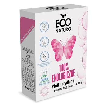 ECO NATURO Płatki mydlane ekologiczne 350g