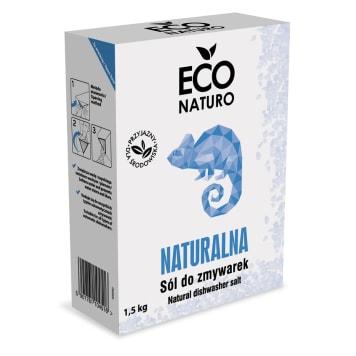 ECO NATURO Sól do zmywarki 350g