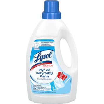 LYSOL Płyn do dezynfekcji prania 1.2l