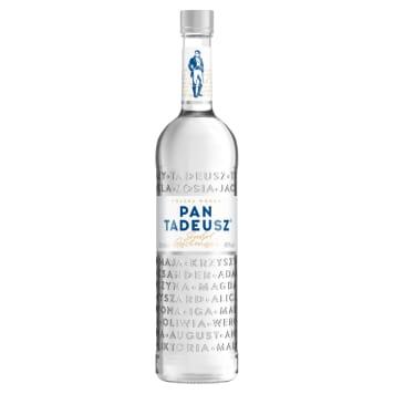 Wódka - Pan Tadeusz. To luksusowy produkt wyprodukowany z żytniego spirytusu.