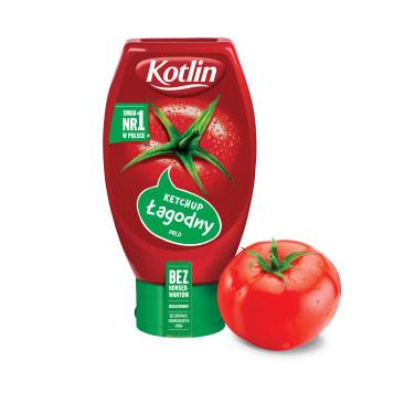 KOTLIN Ketchup łagodny 450g