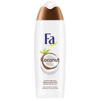 FA Coconut Milk Kremowy żel pod prysznic o zapachu kokosa 750ml