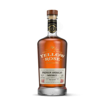 YELLOW ROSE Whisky 700 ml