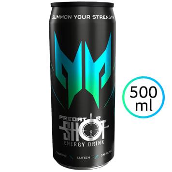PredatorShot Next Generation Energy Drink 500ml