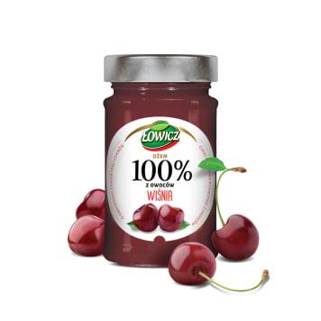 Dżem wiśniowy - Łowicz