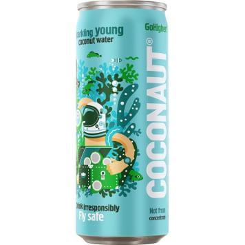 COCONAUT Gazowana woda kokosowa z młodego kokosa 320ml