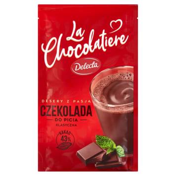 DELECTA La Chocolatiere Czekolada do picia klasyczna 30g