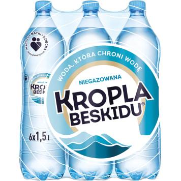 KROPLA BESKIDU Naturalna woda mineralna niegazowana 9l