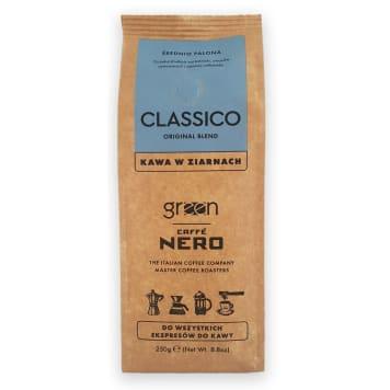 GREEN CAFFE NERO Kawa ziarnista 250g