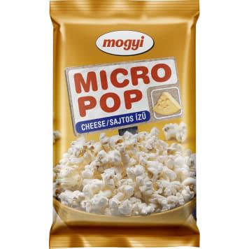 MOGYI Popcorn Micropop do mikrofali o smaku serowym 100g