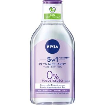 NIVEA Pielęgnujący płyn micelarny (cera wrażliwa) 400ml