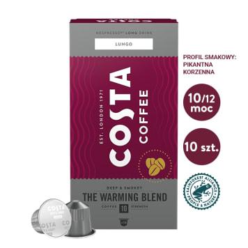 COSTA COFFEE Warming Blend Lungo kawa w kapsułkach 57g