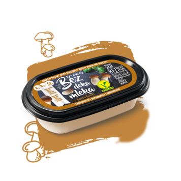 BEZ DEKA MLEKA Wegańska alternatywa sera z borowikami 150g