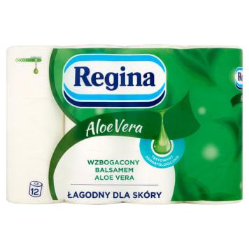REGINA Aloe Vera Papier toaletowy 12 szt. 1szt