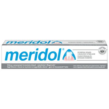 MERIDOL Pasta do zębów delikatne wybielanie 75ml