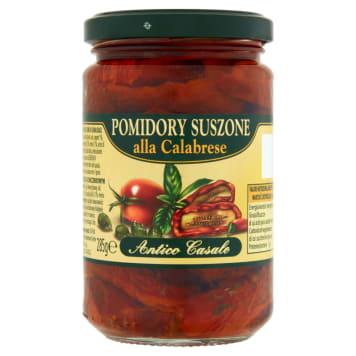 ANTICO CASALE Pomidory suszone z kaparami (alla Calabrese) 285g