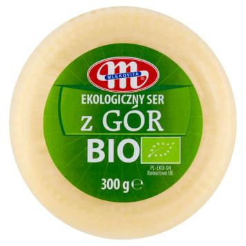 MLEKOVITA Ser ekologiczny z Gór BIO 300g