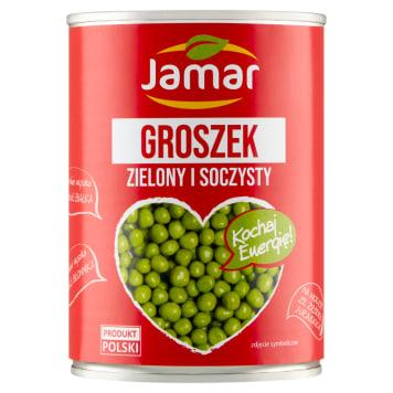 JAMAR Groszek konserwowy 400g