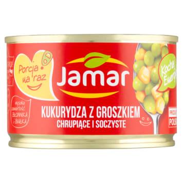 JAMAR Mieszanka kukurydza z groszkiem 160g