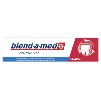 BLEND-A-MED Anti-Cavity Original Pasta do zębów 100 ml
