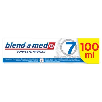 BLEND-A-MED Complete 7 White pasta do zębów 100ml