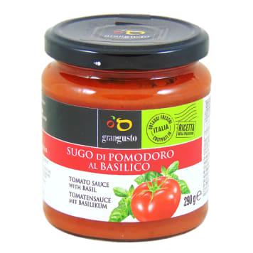 GRAN GUSTO Sos pomidorowy z bazylią 290g