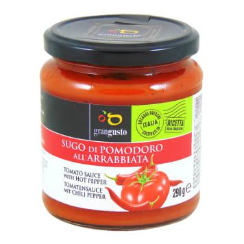 GRAN GUSTO Sos pomidorowy arrabiata (chili) 290g