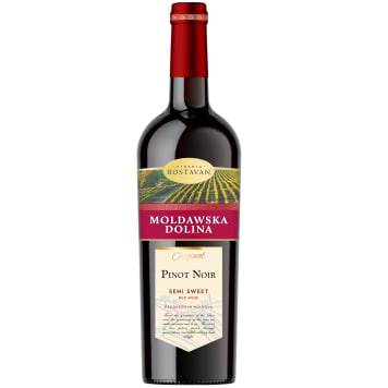 MOŁDAWSKA DOLINA Pinot Noir 750ml