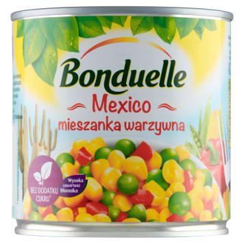 BONDUELLE Mieszanka warzywna meksykańska 400g