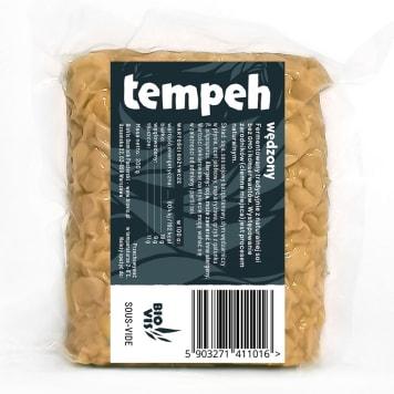 TEMPEH Tempeh - fermentowane Tofu  wędzony 200g
