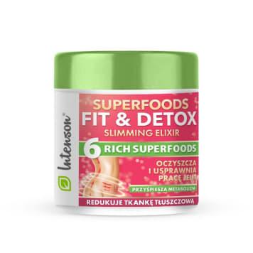 INTENSON FIT &DetoX Slimming Elixir 135g