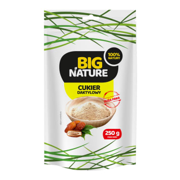 BIG NATURE Cukier daktylowy 250g
