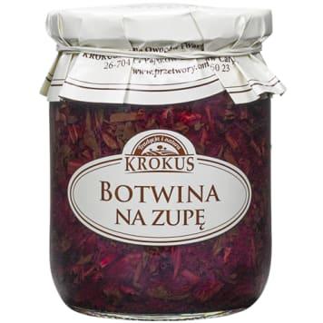 KROKUS Botwina na zupę 480g