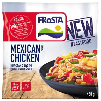 FROSTA Kurczak meksykański mrożony 450g