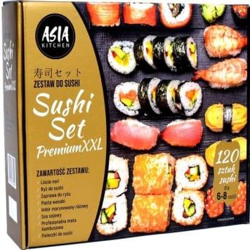 ASIA KITCHEN Zestaw do sushi XXL 2.5kg