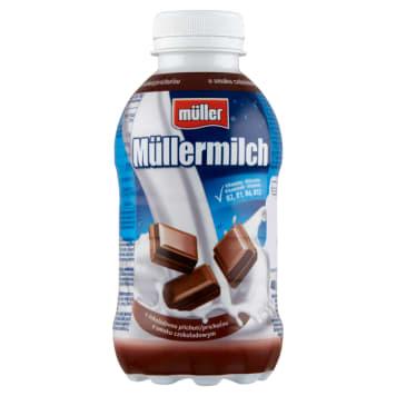 MULLER Mleko czekoladowe 400ml