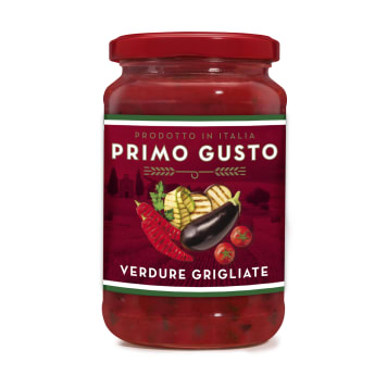 PRIMO GUSTO Sos z grillowanymi warzywami 350g