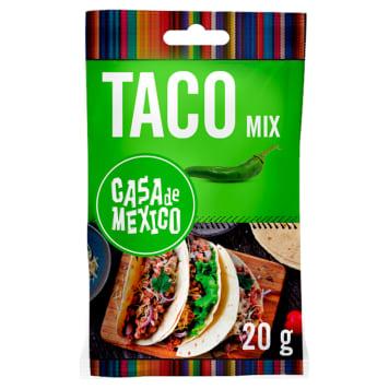 CASA DE MEXICO Mieszanka przypraw do taco 20g