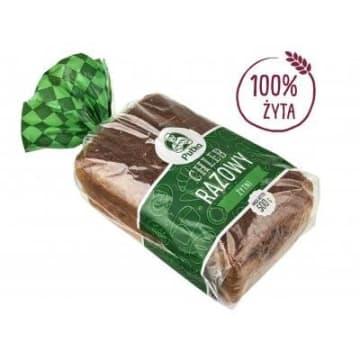 Chleb razowy krojony - Putka to źródło błonnika i witamin.