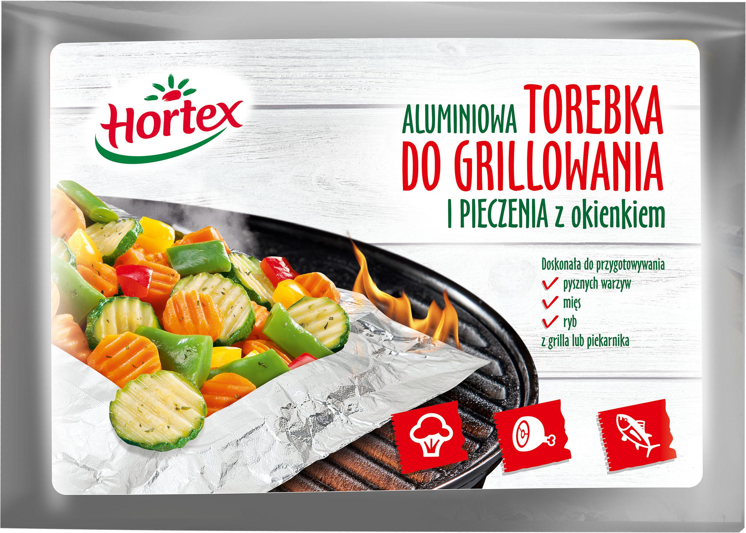 HORTEX Torebka do grillowania
