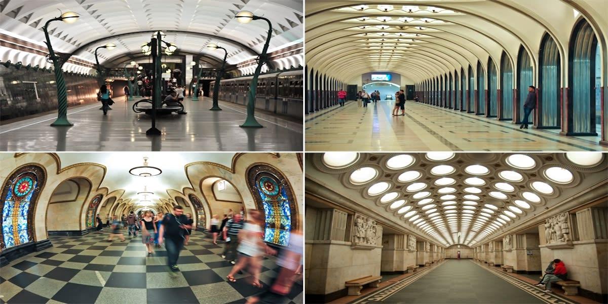 фотосъемка в метро