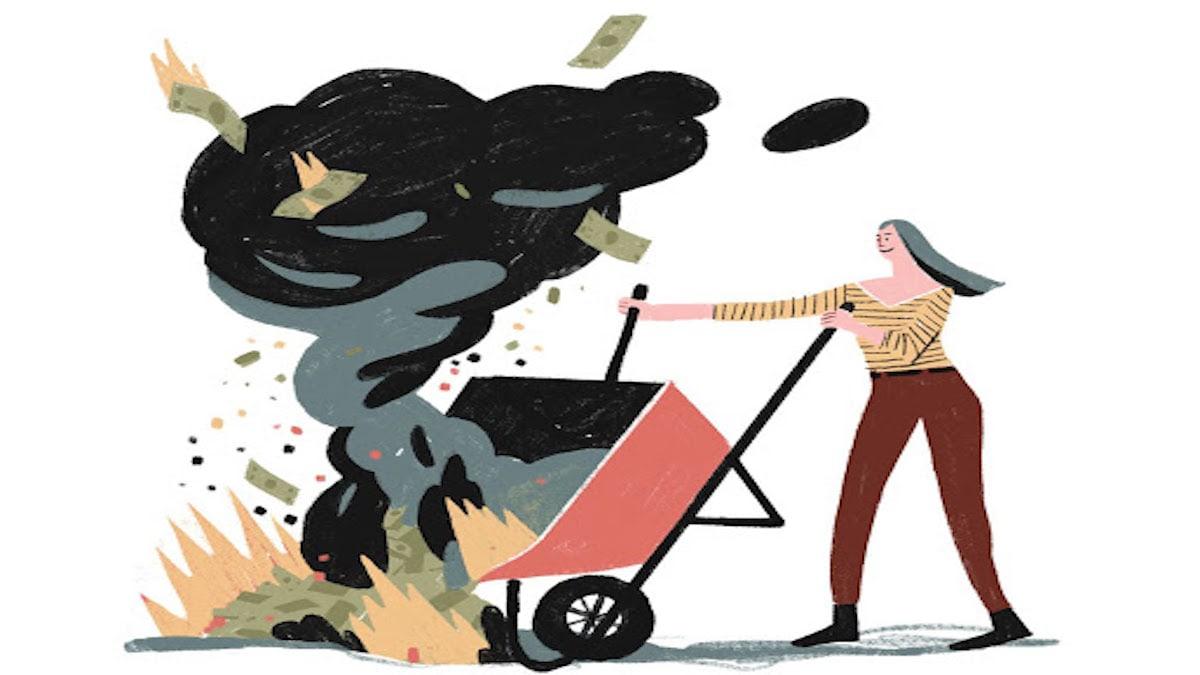 ошибки экономии денег