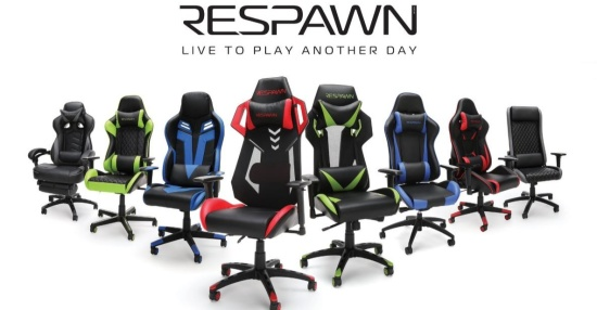 RESPAWN Products - Gaming Chair Feature (US Only)