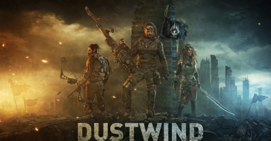 Dustwind just launched on steam