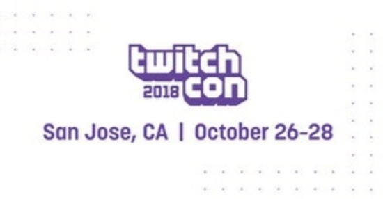 Heading to TwitchCon? Let us know!